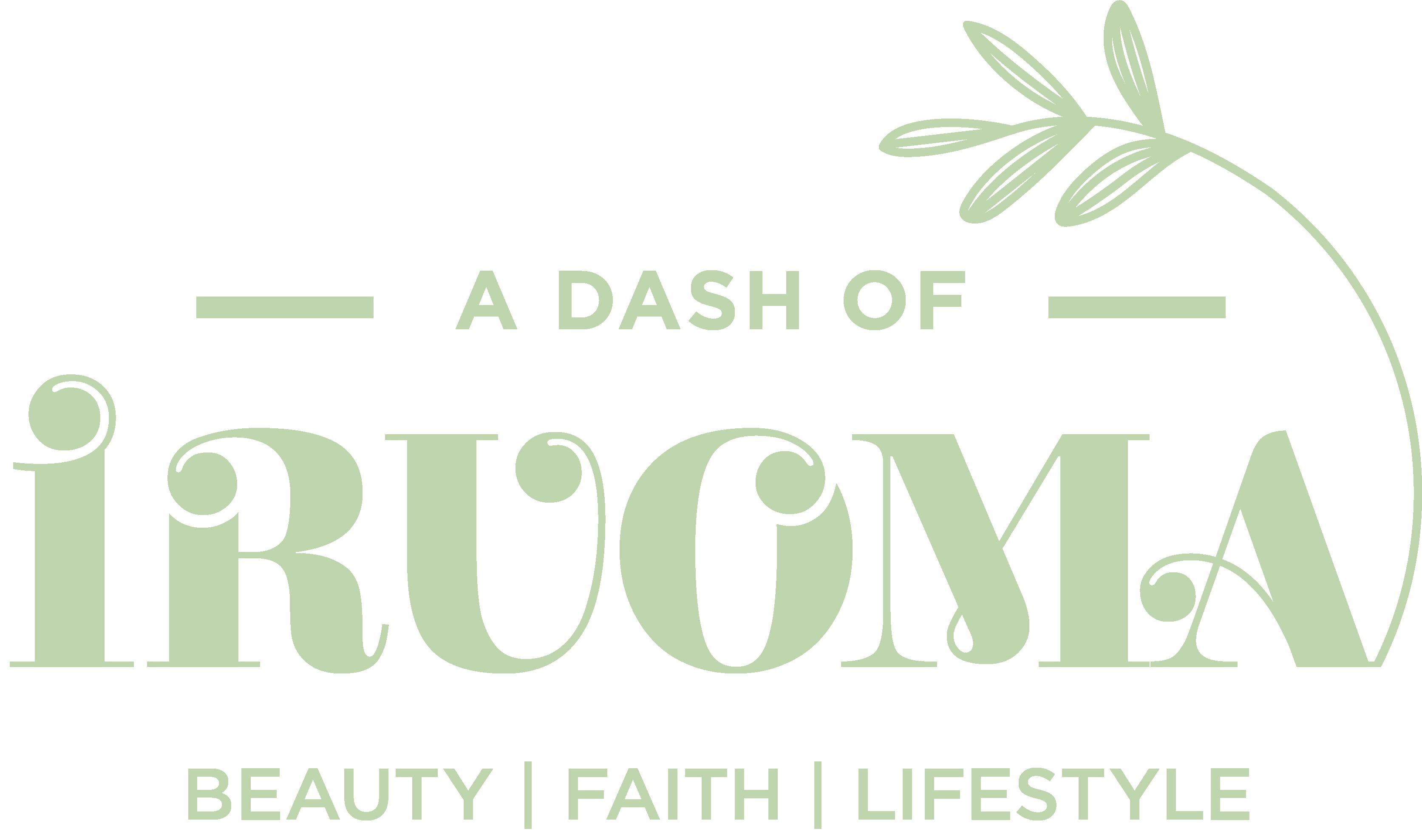A Dash of Iruoma